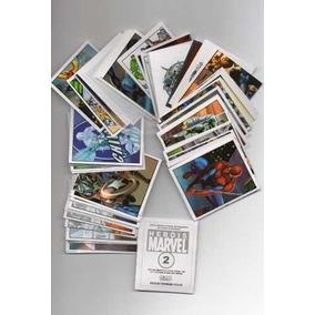 Figurinhas Heróis Marvel 2008 Preço Unitário