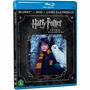 Blu-ray Dublado + Dvd Harry Potter E A Pedra Filosofal