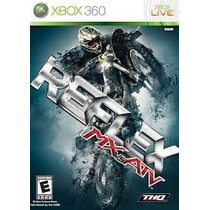 Reflex Mx Vs Atv Xbox 360
