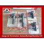 Juego De Terminales Toyota Autana/burbuja/machito 4.5 Shibum