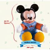 Mickey Muñeco Soft Original New Toys Amo A Mis Juguetes