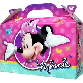 Minnie Bolsita Golsinera Souvenir Infantil Pack X 15