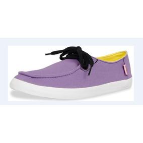 Zapatillas Originales Levis Boris Para Dama