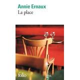 Libro Francés Nuevo - La Place - Annie Ernaux - Folio