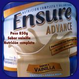 Suplemento Dietario En Polvo Ensure Sabor Vainilla X 850g