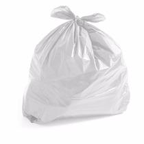 Saco De Lixo Branco Leitoso 100l 100un. Reforçado 6 Micras