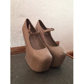 Zapatos Nuevos Jeffrey Campbell Nightwalk Talla 5.5 Original