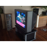 Tv Sony Wega 36 Sin Control Remoto Sin Mesa