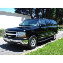Chevrolet Suburban Lt1500 V8 4x4 2001 Top De Linha 8 Lugares