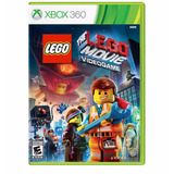 Lego Movie Videogame Video Juego Para Xbox 360