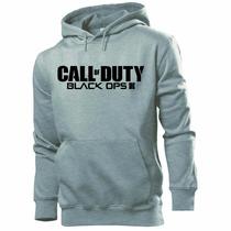 Blusa Moleton Call Of Duty Black Ops Iii.