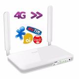 Roteador Dwr-922b Wifi E Modem 3g 4g P/ Antena Externa Rural