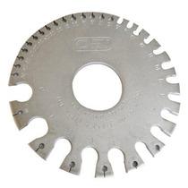 Calibrador Metal / Lamina Ferroso 0-36 Obi