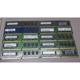 Memorias Ram Ddr2 1gb 667 Y 800 Mhz Mejores Marcas $89.90