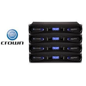 Crown Xls2502 Potencia Amplificador Digital Nvo Modelo