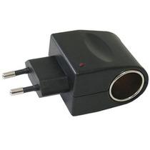 Adaptador Transformador Voltagem 110v/220v Para 12v Veicular