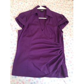 Limpia De Closet Zara Liverpool Ted Kenton Blusa Mujer T 7/m