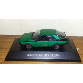 Renault Fuego Gtx 2.0 (1984) 1:43