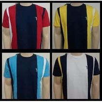 Kit 5 Camisas Aleatory Listradas