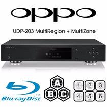 Oppo Udp-203 Multi Região Livre 4k Dvd & Bluray All