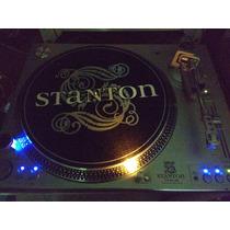 Toca Disco Stanton Str8-80 O Melhor Profissional Para Dj