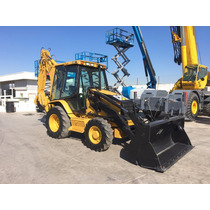 Retroexcavadora Caterpillar 430d It 2005 Con Extension