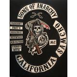 Parches De Sons Of Anarchy