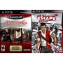 Devil May Cry Hd Collection + Escape Dead Island Ps3