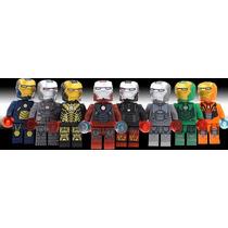 Set A3 Armaduras De Iron Man Compatible Con Lego