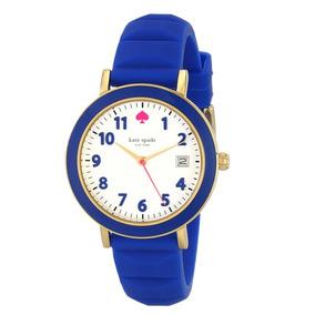 Reloj Kate Spade Extensible Azul