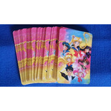 Baraja Juego Póker Sailor Moon Completa Con 54 Cartas Anime