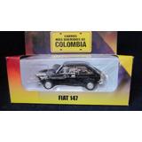 Fiat 147 1:43 Colección Los Mas Queridos De Colombia