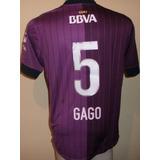 Boca Gago N° 5 Violeta Con Numero Oficial Unica!!!