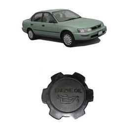 Tampa Oleo Motor Toyota Corolla 1.6 1.8 1992 A 2002 1 Linha