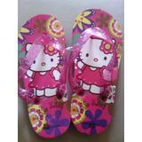 Sandalias Para Niñas De Hello Kitty Desde La 24 Hasta La 32