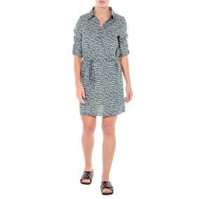 Vestido De Jean Wrangler Amanda Mujer