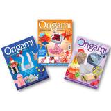 Lote De 3 Revistas - Origami - Dobraduras Em Papel