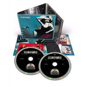 Box Scorpions - Savage Amusement (digipack Deluxe + Dvd)