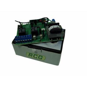 Placa De Comando Clp Central Automatizador Rcg+ 3 Tx Car