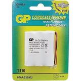Bateria Gp T110 3.6v 600mah Para Telefonos Inalambricos