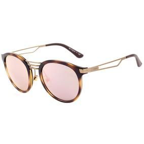 Vogue Vo 5132 S - Óculos De Sol W6565r Marrom Mesclado E