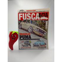 Revista Fusca & Cia N° 133 Brasilia Puma (loja Do Zé)