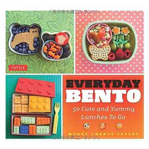 Libro Everyday Bento: 50 Cute And Yummy Lunches To Go Nuevo