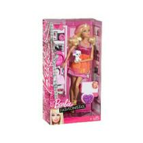 Muñecas Barbies Fashionista Con Mascota
