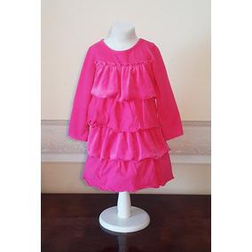 Vestido Importado Nena Fiesta Cumpleaños 1-2 Años Usa