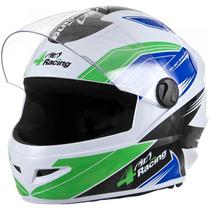 Capacete Four Racing Verde-58