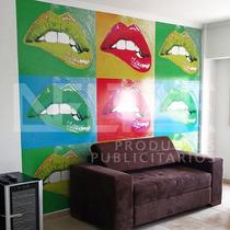 Vinilos Decorativos Ploteo Pared Fotomurales Murales Cuadros