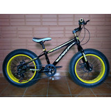 Bicicletas Fat Bike ( Rodados 20 / 29 )