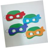 30 Mascaras Das Tartarugas Ninjas De Eva Para Crianças.