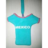 Funda Camiseta Mexico Seleccion Mexicana Con Esponja